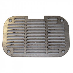 GRILLE INOX 389840