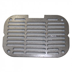 GRILLE INOX 392910